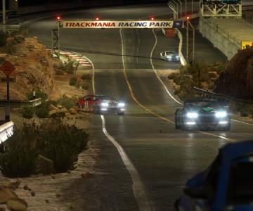 Trackmania 2: Canyon Quick Rinse