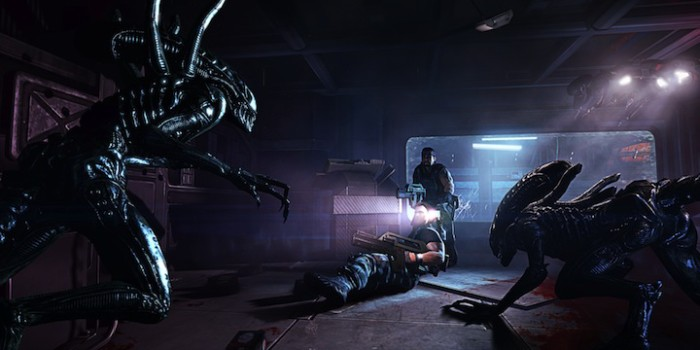 Aliens: Colonial Marines - Cane & Rinse 87