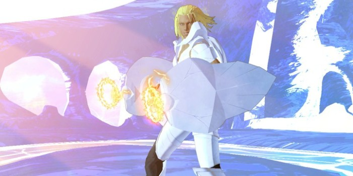El Shaddai: Ascension of the Metatron - Cane and Rinse 91