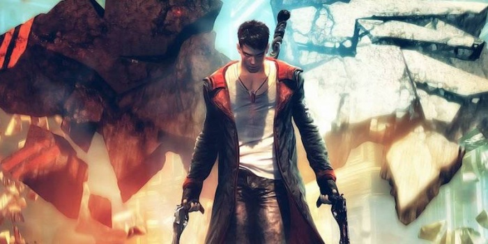 DmC Devil May Cry - Cane and Rinse 92