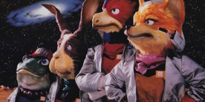 The StarFox saga - Cane and Rinse 94