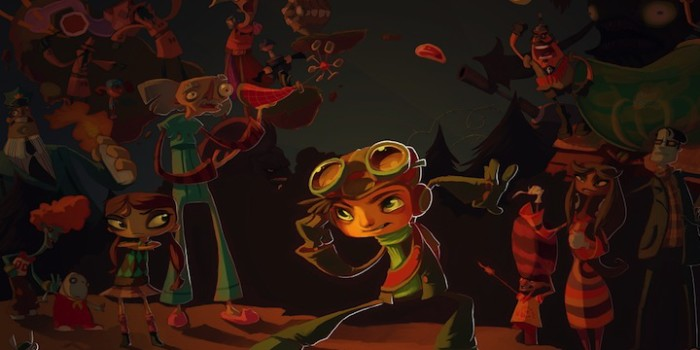 Psychonauts - Cane and Rinse 99