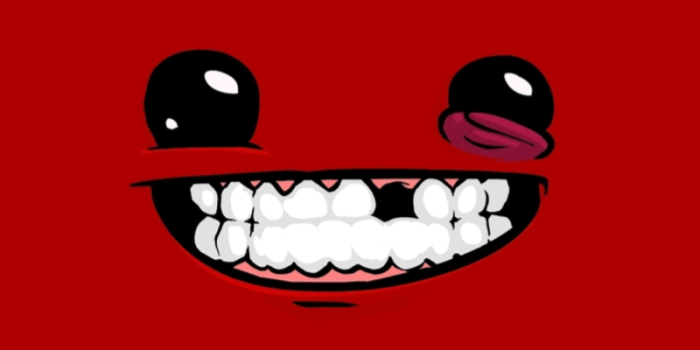 Super Meat Boy - Cane and Rinse 97