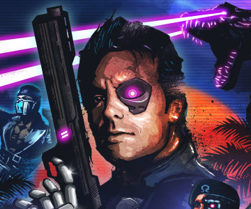 Far Cry 3: Blood Dragon Quick Rinse