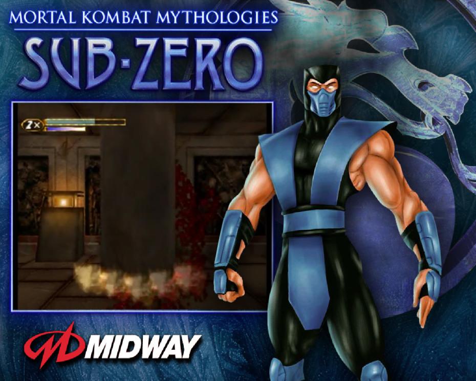 Mortal kombat mythologies sub zero n64 cheats : logbeapost