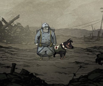 Valiant Hearts: The Great War - Cane and Rinse 186