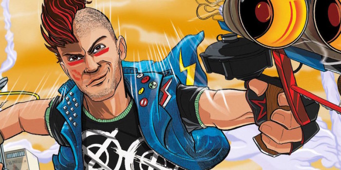 Sunset Overdrive - Cane and Rinse 206