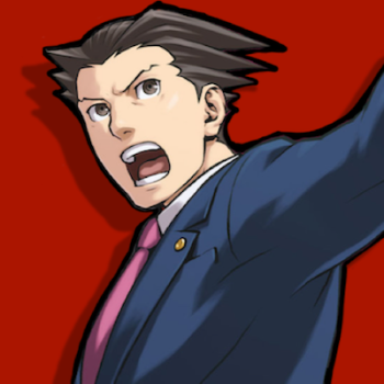 Phoenix Wright: Ace Attorney - Cane and Rinse 205