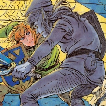 Why I didn't finish Zelda II: The Adventure of Link