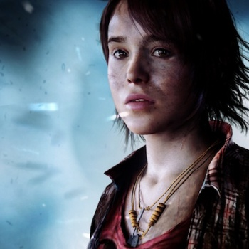 Beyond: Two Souls - Cane and Rinse 216