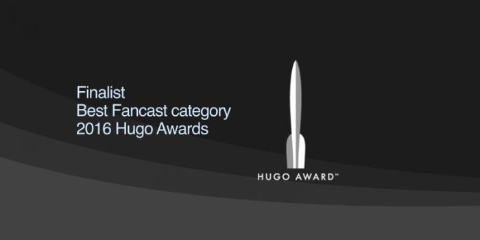 Cane and Rinse gets Hugo Awards 2016 nomination