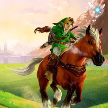 The Legend of Zelda: Ocarina of Time - Cane and Rinse 217