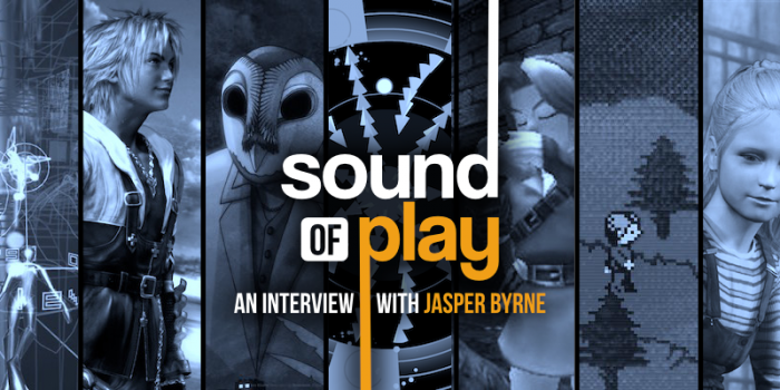 Sound of Play: 42 - An interview with Jasper Byrne