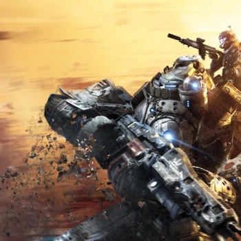 Titanfall - Cane and Rinse 223