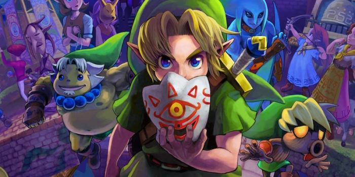 The Legend of Zelda: Majora's Mask - Cane and Rinse 222