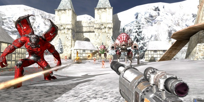 Serious Sam HD: The Second Encounter Quick Rinse