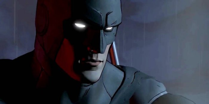 Batman: The Telltale Series Episode 1 - Realm of Shadows