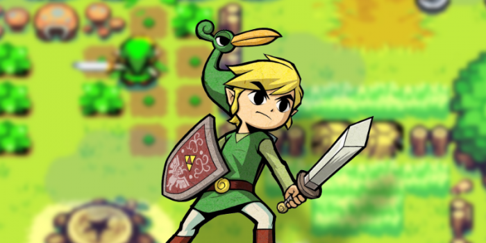 The Legend of Zelda: The Minish Cap - The Cane and Rinse podcast No.239
