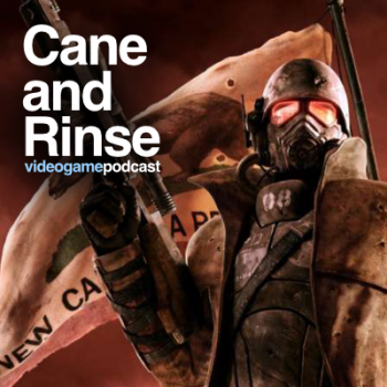 Fallout: New Vegas - The Cane and Rinse podcast No.246