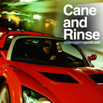 Metropolis Street Racer - The Cane and Rinse podcast No.247