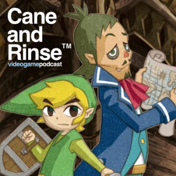 The Legend of Zelda: Phantom Hourglass - The Cane and Rinse podcast No.249