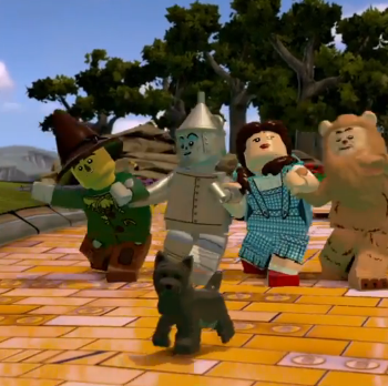 Waypoint: LEGO Dimensions - The Wizard of Oz