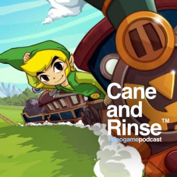 The Legend of Zelda: Spirit Tracks  - The Cane and Rinse podcast No.252