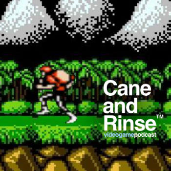 Contra and Super Contra - The Cane and Rinse podcast No.253