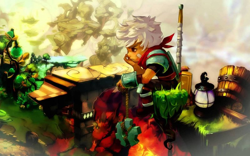 Bastion - The Cane and Rinse videogame podcast
