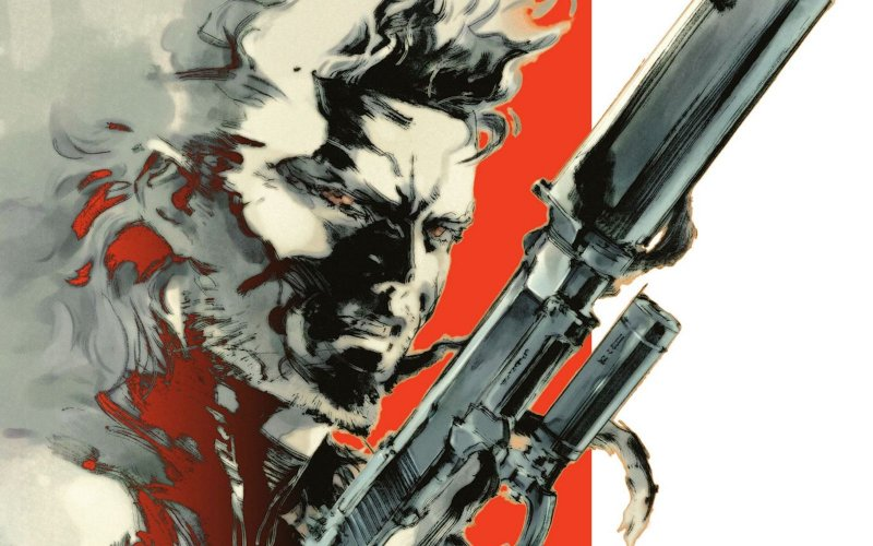 Metal Gear Solid 2: Sons of Liberty - The Cane and Rinse podcast