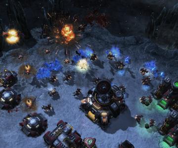 StarCraft II: Heart of the Swarm multiplayer