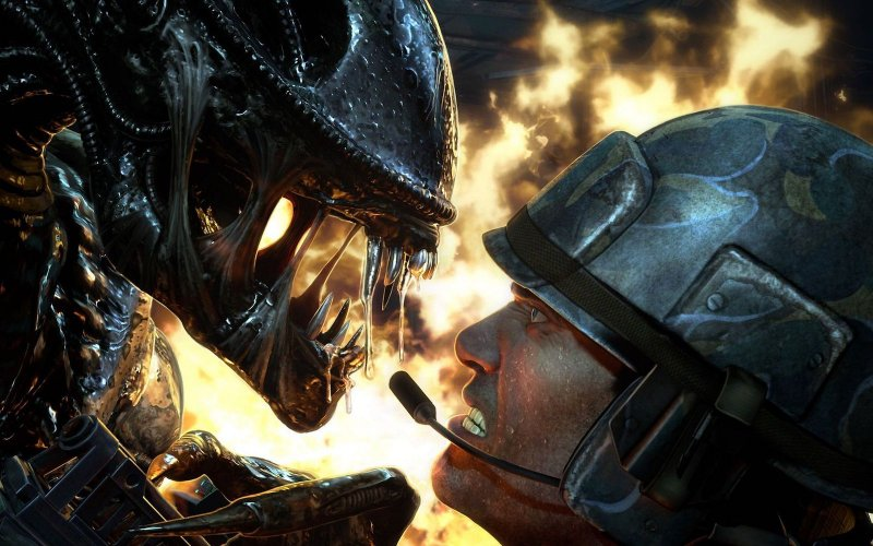 Aliens: Colonial Marines – Cane and Rinse No.87