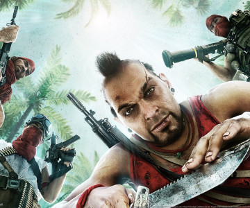 Far Cry 3 Quick Rinse - Welcome to distraction island
