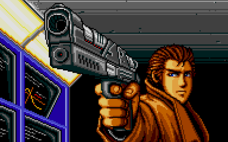 Image result for Snatcher (video game)