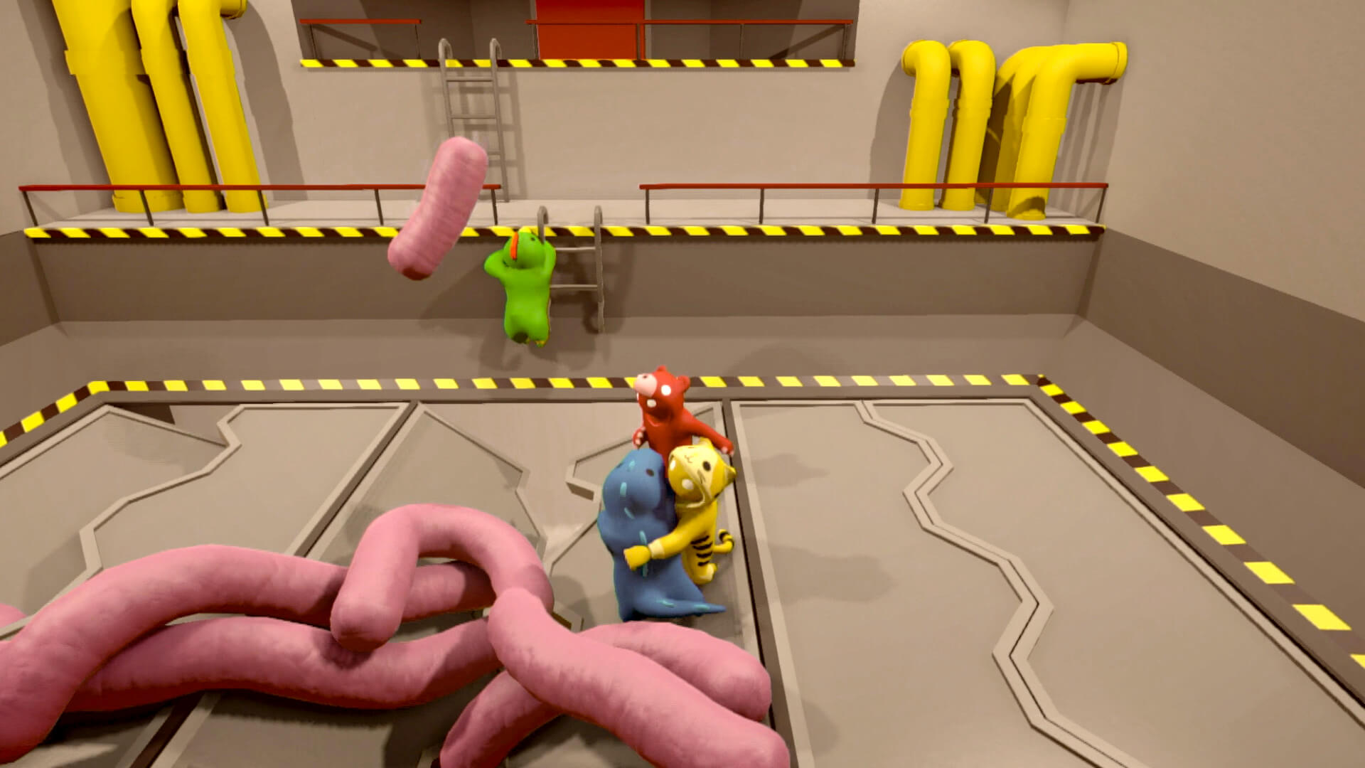 gang beast multiplayer beta