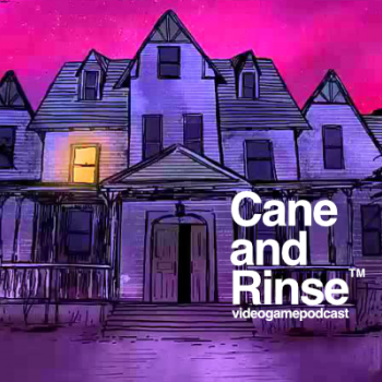 Gone Home - The Cane and Rinse videogame podcast No.263