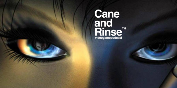 Perfect Dark - The Cane and Rinse videogame podcast No.269