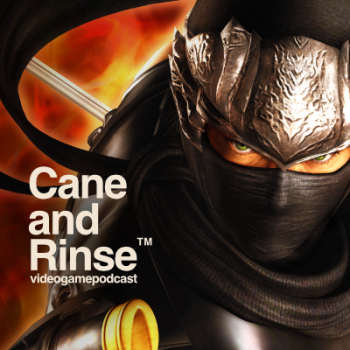 Ninja Gaiden - The Cane and Rinse podcast No.266