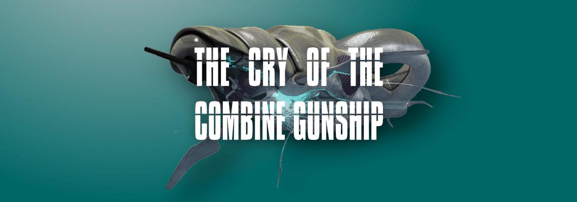 combine gunship
