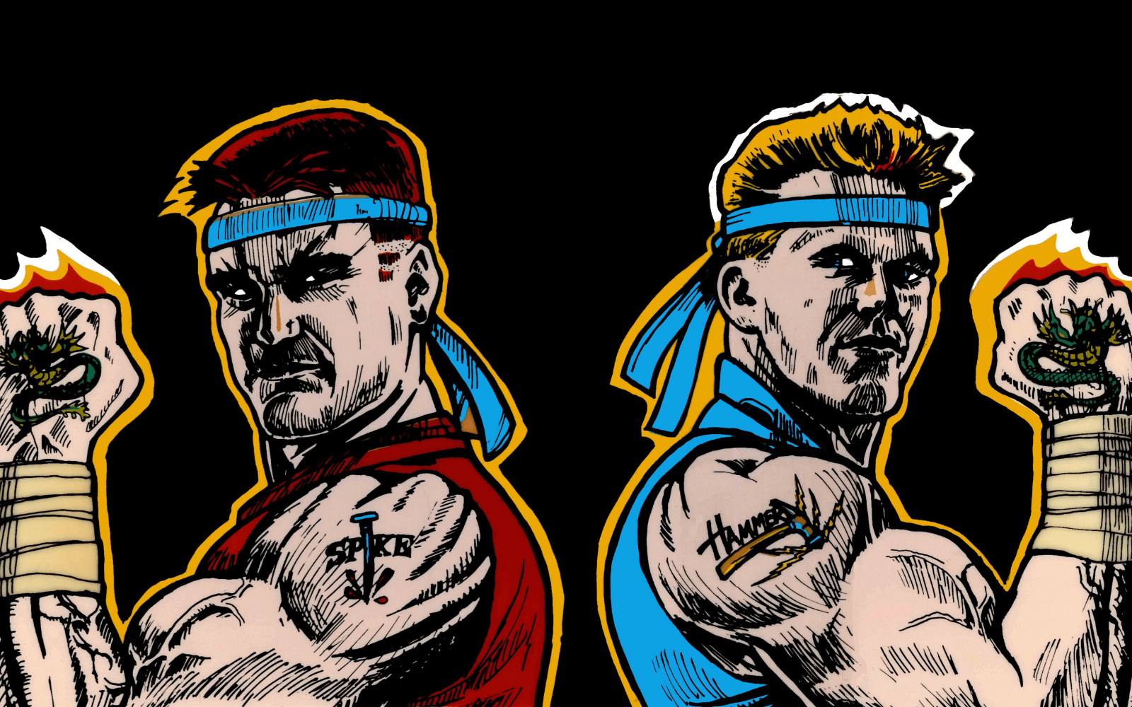 Double Dragon The Cane And Rinse Videogame Podcast