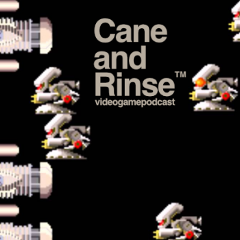 R-Type and R-Type II - The Cane and Rinse videogame podcast No.276