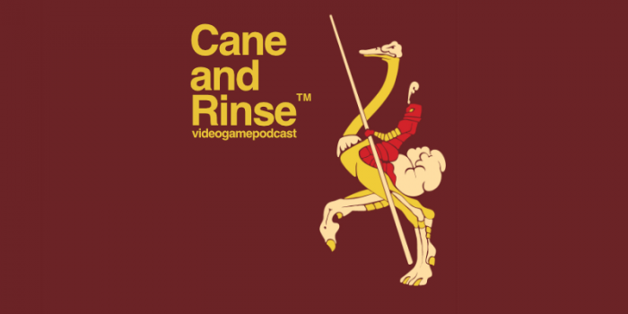 Joust - The Cane and Rinse videogame podcast No.278
