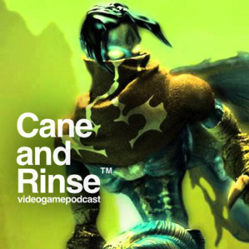 Legacy of Kain: Soul Reaver - The Cane and Rinse podcast No.279