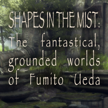 Shapes in the mist: The fantastical, grounded worlds of Fumito Ueda