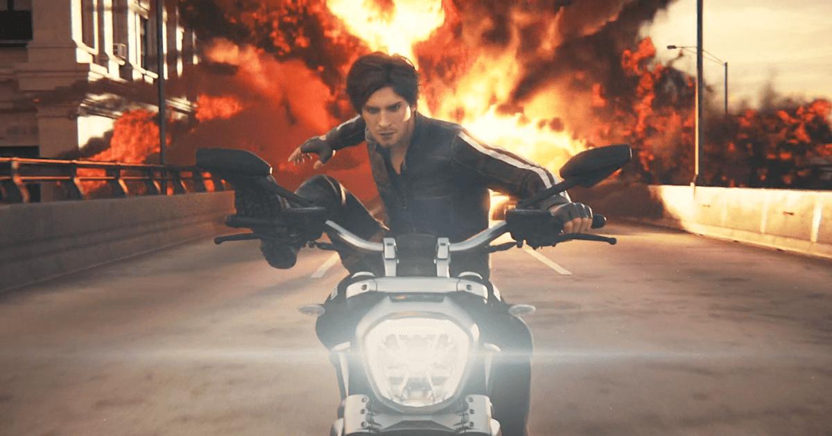 resident evil vendetta full movie 2017