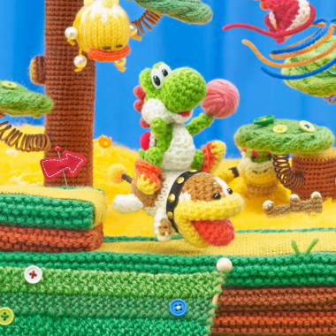 yoshii's woolly world